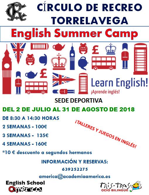 English Summer Camp Circulo De Recreo De Torrelavega