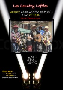 Actuación Musical 2018 @ Sede Deportiva
