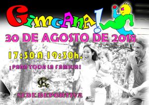 Gimcana Agosto 2018 @ Sede Deportiva