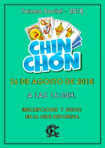 Torneo de Chinchón 2018 @ Sede Deportiva