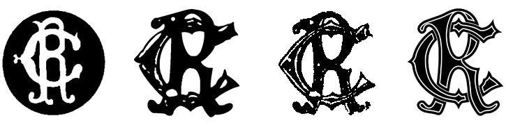 historia de los logos del circulo de recreo