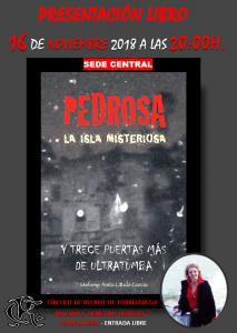 Presentación Libro Stefanie A. Lauda García @ SEDE CENTRAL