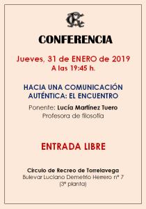 Conferencia @ Sede Central