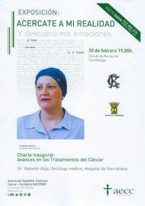 Charla/Exposición AECC @ Sede Central