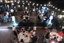Terraza lounge con cena nocturna