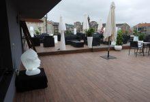 Terraza lounge, acceso