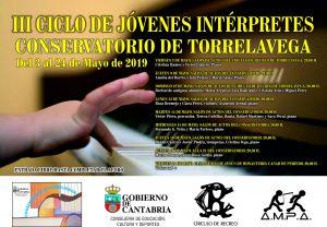 """Conciertos """"Jóvenes Intérpretes"""" @ Sede Central"""