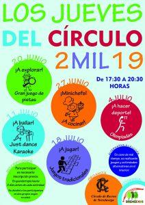 Actividades Infantiles los Jueves @ Sede Deportiva