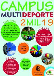 Campus Multideporte @ Sede Deportiva