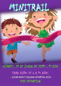 MINITRAIL @ Sede Deportiva