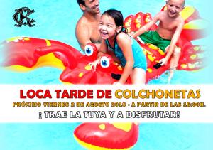 Tarde de Colchonetas @ Sede Deportiva