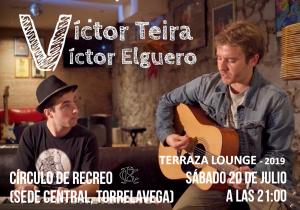 Actuación Terraza Lounge @ Sede Central