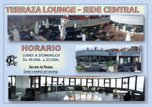 Terraza-Lounge CR @ Sede Central