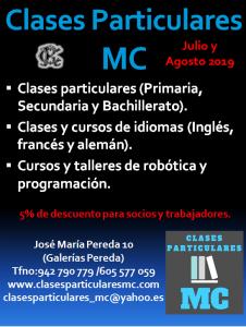 Clases Particulares MC