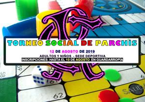 Torneo de Parchís @ Sede Deportiva