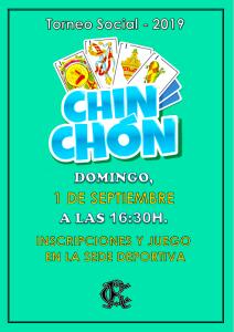 Social de Chinchón @ Sede Deportiva