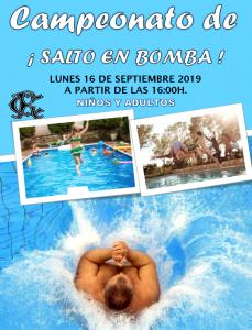 "Campeonato ""Salto en Bomba! @ Sede Deportiva"