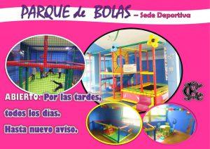 PARQUE DE BOLAS @ Sede Deportiva