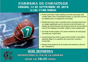 Social de Caracoles @ Sede Deportiva