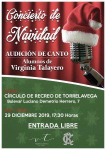 Concierto de Navidad @ Sede Central