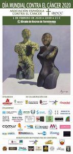 """Evento AECC """"Día mundial contra el cáncer"""" @ Sede Central"""