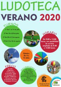 LUDOTECA 2020 @ Sede Deportiva