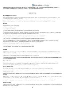 PROTOCOLO COVID19 (3-4) @ Sede Central