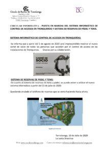 SISTEMA INFORMÁTICO @ Sede Deportiva