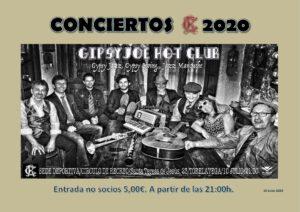 CONCIERTO 10-07-2020 @ Sede Deportiva