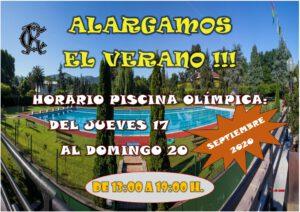 SEDE DEPORTIVA 20-09-2020 @ Sede Deportiva