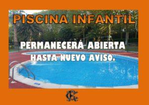 Piscina Infantil 24-09-2020 @ Sede Deportiva