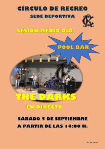 Sesión Medio Día 05-09-2020 @ Sede Deportiva