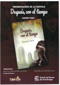 Carmen Teira 08-10-2020 @ Sede Central