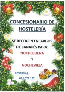 Hostelería Encargos @ Sede Central