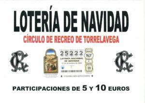 Lotería 22-12-2020 @ Sede Central