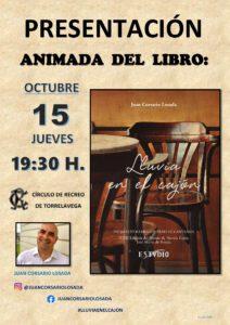 Presentación Libro 15-10-2020 @ Sede Central