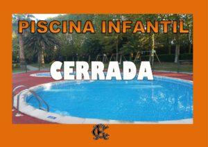 Piscina Infantil 05-10-2020 @ Sede Deportiva