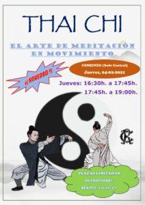 THAI CHI 04-02-2021 @ Sede Central