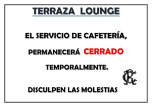 Terraza Lounge CR 10-02-2021 @ Sede Central
