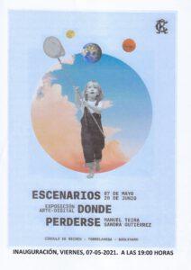 Exposición Arte Digital 07-05-2021 @ SEDE CENTRAL