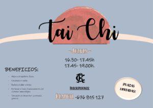 Clases de Tai Chi @ Sede Central