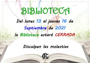Biblioteca @ SEDE CENTRAL