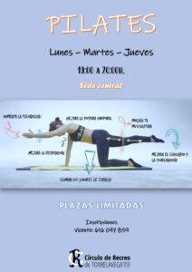 Pilates @ Sede Central