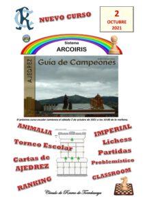 Escuela de Ajedrez 2021 @ SEDE CENTRAL