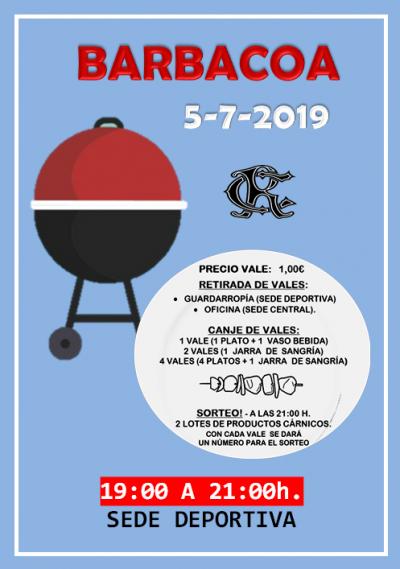 BARBACOA 5-07-2019