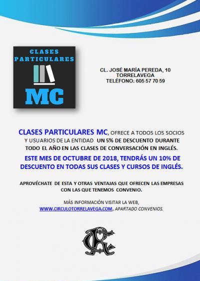 CLASES MC 2018