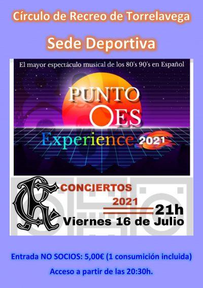 CONCIERTO 16-07-2021