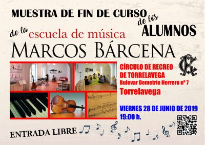 Escuela Marcos Barcena 28-06-2019