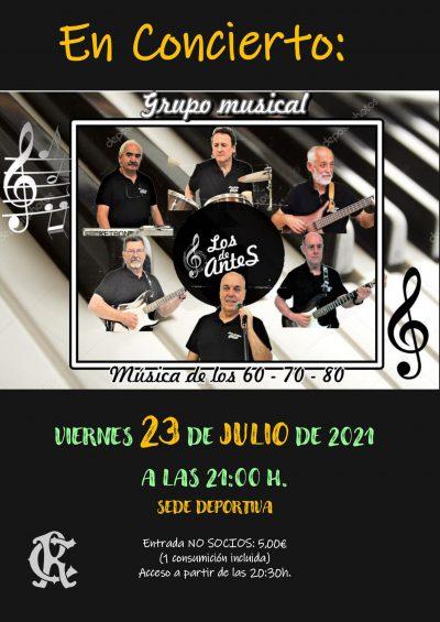 LOS DE ANTES 23-07-2021