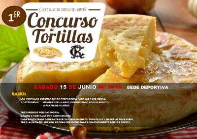 PRIMER CONCURSO DE TORTILLA 15-06-2019